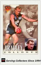 1996 Select Centenary AFL Trading Card Series 1 Base Team Set West Coast (13)