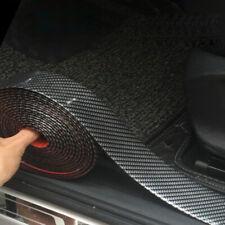 Parts Accessories Car Stickers Carbon Fiber Auto Scuff Plate Door Sill 5d Panel Fits Isuzu