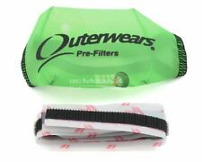 Outerwears R/C Pullstart Pre-Filter - Green 1/5th Scale RC Upgrade Part