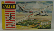AVIATION : HKS 3 MODEL KIT MADE BY FALLER SCALE 1:100 NO.1333
