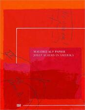 Fachbuch Josef Albers in Amerika, Malerei auf Papier, BAUHAUS, statt 39,80, NEU