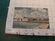 original vintage PostCard: UNUSED - jacksonville Fl. - BANSHEE JETS, NAAS cecil