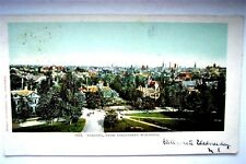 Postcard Toronto Parliament Ontario Building Dated April 8 1907 Collectible