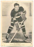 1939/40 OPC Ab Demarco Card #82 Chicago Black Hawks