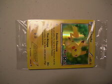 "Pikachu 26/83  FRENCH CARD 20th Anniversary GENERATIONS Toys""R""Us Card MINT!"
