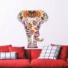 Wandtattoo Wandsticker Wandaufkleber Elefant Natur Elephant Aufkleber Wohnzimmer