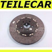 Ferrari 488 GTB / F12 NEU Bremsscheibe PCCB Keramik HA Rear Brake Disc Ceramic