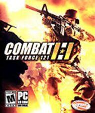 Combat Task Force 121  (PC, 2005) Brand New Box