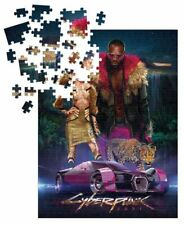 Cyberpunk 2077 Puzzle Neokitsch - Dark Horse