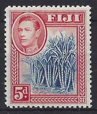 Pre-Decimal George VI (1936-1952) Fiji Stamps (Pre-1967)