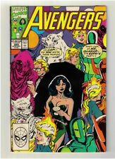 The Avengers #325 (Oct 1990, Marvel) John Byrne cover   VG/FN (5.0)