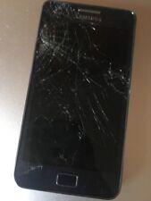 Samsung  Galaxy SII Plus GT-I9105P - 8GB Blue-Gray (Ohne Simlock) Touch Gerissen