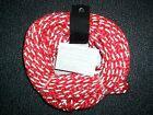 Boating Airhead Bling 4 Rider Water Tube Towable Tow Rope ahtr-14bl Red/White