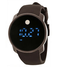 NEW Movado Bold Touch Screen Digital Dual Time Unisex 3600145 FREE SHIPPING