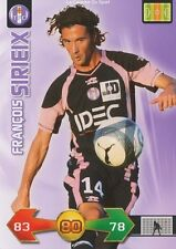 FRANCOIS SIRIEIX # FRANCE TOULOUSE.FC TFC CARD CARTE PANINI ADRENALYN FOOT 2010