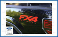 12 13 14 Ford F150 FX4 Off Road Decals FR Appearance Package Stickers Set Truck