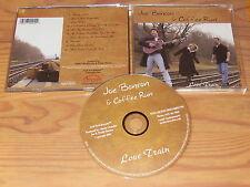 JOE BONSON & COFFEE RUN - LOVE TRAIN / US-CD 2004 MINT!