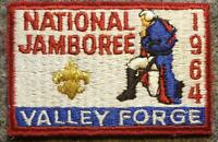 1964 National Jamboree Pocket Patch - Gum Back Boy Scouts/BSA