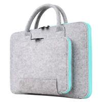 Neu Fühlte Mich Universal Laptop Tasche ebook Case Aktentasche Handlebag D1P9