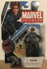 Marvel Universe 3.75 Winter Soldier Action Figure (series 2 #22)