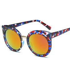 Fashion Cat Eye Sunglasses Women's Summer Eyeglasses New Oversized Glasses