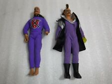 2 x Vintage GI Joe Action Man DR Doctor X Villain Figure  Model Toy Collection