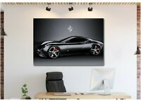 FERRARI CAR Canvas Wall Art Print HOME DECOR WALL ART