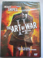 The Art Of War 2 - Betrayal (DVD, 2009) Nordic Packaging NEW SEALED Region 2 PAL