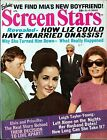 Screen Stars magazine - April 1969,Elvis,Mia Farrow,Natalie Wood,Rock Hudson