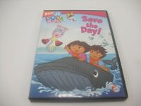 DORA THE EXPLORER SAVE THE DAY DVD (GENTLY PREOWNED)