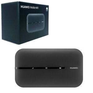 Huawei E5783B-230 Travel WiFi Hotspot Superfast 4G 300Mbps Black Wireless Router