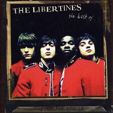 THE LIBERTINES : TIME FOR HEROES - BEST OF   - CD New Sealed
