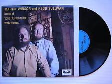 Martin Winsor & Redd Sullivan, Hosts Of The Troubadour, Deacon DEA-1045 Ex
