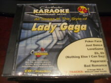 CHARTBUSTER 6+6 KARAOKE DISC 40493 LADY GAGA CD+G POP MULTIPLEX SEALED