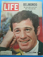 LIFE November 11, 1966 Belmondo New French movie hero, Westmoreland In Vietnam