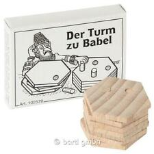 2570 L) der Turm zu Babel Holz Bartl Minipuzzle