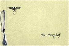 DER BERGHOF IN FARBE Obersalzberg - Hitler - Nachdruck - BILDBAND