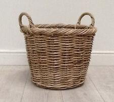 Rattan Round Decorative Baskets