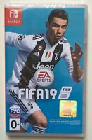 FIFA 19 (Nintendo Switch) Brand New Factory Sealed FREE SHIPPING LOW PRICE