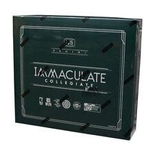 2015 Panini Immaculate Collegiate Multi-Sport Edition Hobby Box