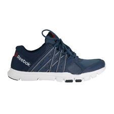 012667386dda Reebok Men s Yourflex Train 8.0 Athletic Shoes Navy Blue 8