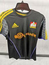 Mens Rugby Shirt Size L Adidas WAIKATO Chiefs New Zealand