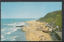 Norfolk Postcard - East Beach, Cromer     BR87