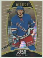 2019-20 Upper Deck Allure Pewter #44 Artemi Panarin New York Rangers