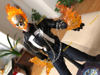 """HC Toys Ghost Rider 1/6th Scale 13""""  Figure New Box Set"""