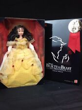 Broadway Belle Disney Beauty And The Beast Convention Doll LE Mattel 1998