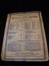Partition Jeanne d'Arc à Rouen Luigi Bordèse Grand Format
