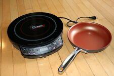 New listing Nuwave Cooking 2 Induction Skillet
