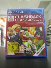 ATARI FLASHBACK CLASSICS VOL.2   PS4  NUOVO SIGILLATO IMPORT