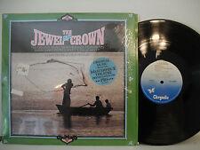 Jewel in the Crown, PBS TV Series LP, 1984, George Fenton, Crysalis, FV41465
